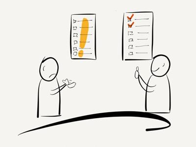 """五种图例方法将你的想法""""画出来"""",提高沟通表达能力"""