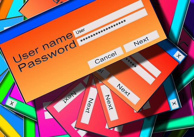 密码设置原则和策略