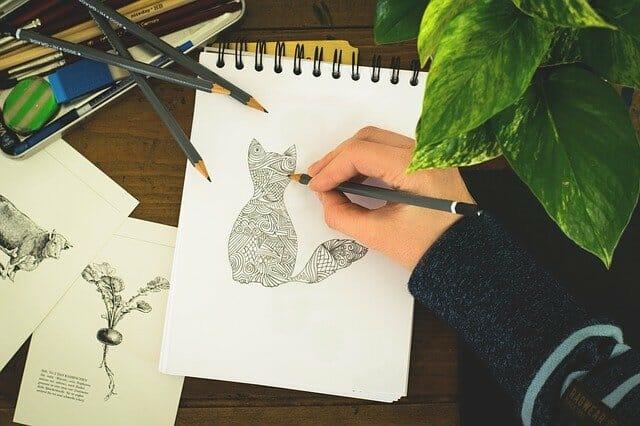 如何更好的做简单绘画,工作中也许会用到